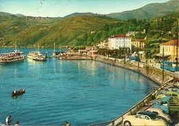 Luino (Varese, Lombardia) Lago Maggiore, Scorcio Lungolago - Varese
