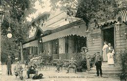 SAINT HONORE LES BAINS(CASINO) - Saint-Honoré-les-Bains