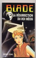 JEFFREY LORD BLADE N° 110 La Résurrection Du Roi Méog - Vaugirard