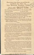 DP Z17/ °ORSMAAL GUSSENHOVEN 1879 + WESEMBEEK 1942 ABBE JULES BOTTIN - Religion & Esotericism