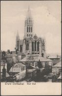 East End, Truro Cathedral, Cornwall, 1912 - Frith's Postcard - England