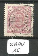 CAPV Mun 26 YT 26(A)   Ob - Cap Vert