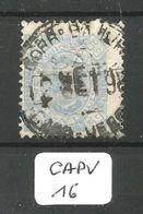 CAPV Mun 30 YT 30(A)  12 * 11 1/2  Ob - Cap Vert