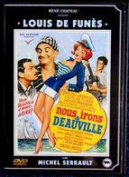 Nous Irons à Deauville -  De Funès / Michel Serrault / Claude Brasseur - Drama