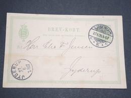 DANEMARK - Entier Postal De Copenhague En 1895 -  L 13576 - Interi Postali