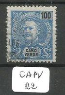 CAPV Mun 46 YT 46  Ob - Cap Vert