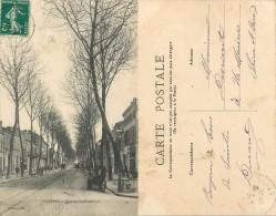 D- [501629] Carte-France  - (17) Charente Maritime, Saintes, Avenue Gambetta, Architectures - Saintes
