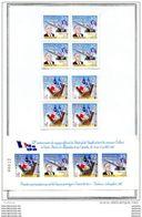 Jet CONCORDE-12 Vignettes*-2 Bloc 4-dec 1967-de Gaulle+ -québec Libre +feuillet De Gaulle à St Pierre Et Miquelon+Canada - Commemorative Labels