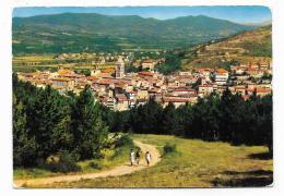 GUALDO TADINO - PANORAMA  VIAGGIATA FG - Perugia