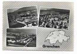 GRENCHEN - VEDUTE   VIAGGIATA FG - SO Solothurn
