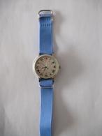 MONTRE Neuve, Bracelet En Toile - Détails  Sur Le Scan - Watches: Modern