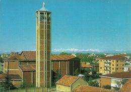 Caronno Pertusella (Varese) Chiesa Parrocchiale Di S. Alessandro Consacrata Da S. E. Card. G.B. Montini 29.5.1960 - Varese