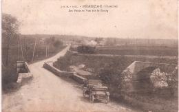 CPA - Pranzac - Les Ponts - Francia