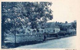 89 COULANGES-ECLUSE DU CANAL - Coulanges Sur Yonne