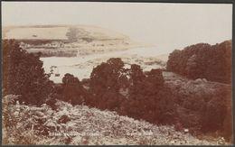 Gillan Harbour Or Creek And Dennis Head, Cornwall, C.1920 - RP Postcard - England