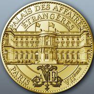 75007 PARIS  MÉDAILLE ARTHUS BERTRAND 2011 JETON MEDALS TOKEN COINS - Arthus Bertrand