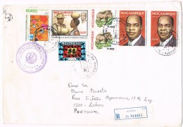 Moçambique, 1979, Maputo-Lisboa - Mozambique