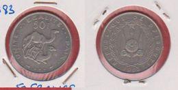 Djibouti  / KM 25 / 50 Francs 1983 / TTB+ - Djibouti