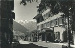 Kiental - Hotel Bären Kiental - No 153 - 1949 - BE Berne