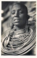 Kenya - Type Massai  - L´Afrique Qui Disparait (Photo: C.Zagourski , Léopoldville) 2°série N°151 - Kenya