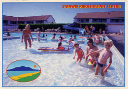SILLOTH - STANWIX PARK HOLIDAY CENTRE  P63 - Cumberland/ Westmorland