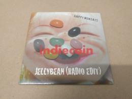 HAPPY MONDAYS Jellybean 2007 UK CD Promo 2 Titres Cardsleeve - Music & Instruments