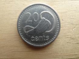 Fidji  20  Cents  2009  Km 121 - Fidji