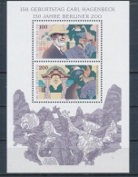 Duitsland/Germany/Allemagne/Deutschland 1994 Mi: Block 28 (PF/MNH/Neuf Sans Ch/**)(3311) - [7] West-Duitsland