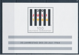 Duitsland/Germany/Allemagne/Deutschland 1994 Mi: Block 29 (PF/MNH/Neuf Sans Ch/**)(3313) - [7] West-Duitsland