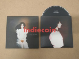PJ HARVEY White Chalk 2007 UK CD LP Card Case With Inner Sleeve - Music & Instruments