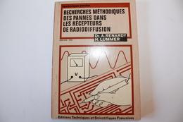 GUIDE  RECHERCHE DES PANNES DANS LES RECEPTEURS - Littérature & Schémas