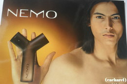 Carte Postale Cacharel Nemo - Perfume & Beauty