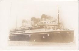 POSTAL DEL BARCO L'ATLANTIQUE  (BARCO-SHIP)  KODAK - Comercio