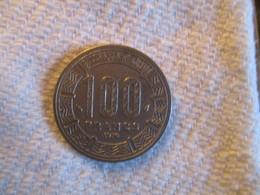 République Centrafricaine: 100 CFA 1976 - Central African Republic