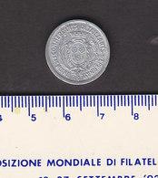 Monnaie Necessité Epernay  (51) Seine Maritime  .. 5 C Union Des Commerçants 1922 .. Aluminium  19 Mm - Monetary / Of Necessity
