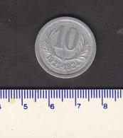 Monnaie Necessité Hérault (34) .. 10 C Chambre De Commerce Aluminium 1921-24 - Monetary / Of Necessity