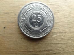 Antilles  Neerlandaises    25  Cents  2007  Km 35 - Antilles Neérlandaises