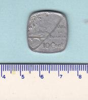 Monnaie Necessité Besançon (25)  Doubs.. 10 C  Ville De Besançon 1917 - Monetary / Of Necessity
