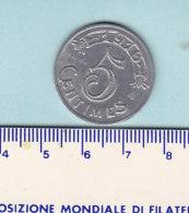Monnaie Necessité Marseille (13) Bouches Du Rhone  .. 5 C  Chambre De Commerce - Monetary / Of Necessity
