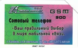 11712-SCHEDA TELEFONICA - RUSSIA - USATA - Russia