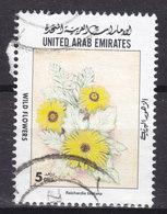 United Arab Emirates 1998 Mi. 608      5 Dh Blume Flower - United Arab Emirates (General)