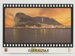 """GIBRALTAR : CP """"ROCK"""" - Très Bel Affranchissement Au Verso - - Gibraltar"""