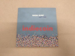 NADA SURF Let Go 2002 UK CD LP Promo 12 Titres Cardsleeve - Unclassified