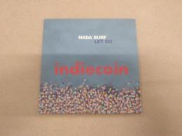 NADA SURF Let Go 2002 UK CD LP Promo 12 Titres Cardsleeve - Sin Clasificación