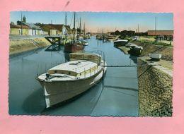 85 - VENDEE - L'ÎLE DE NOIRMOUTIER - PORT DE NOIRMOUTIER - - Noirmoutier
