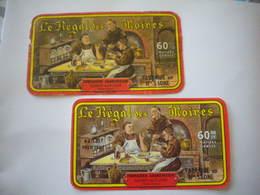 Varianteétiquettes Fromage Haute-Saône 70 Fromagerie GRANDPERRIN Fleuret Les Saint Loup Régal Des Moines Religion Repas - Formaggio