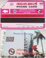 22/ Bangladesh; P11. Pioneer In Precision, 200 Ut. - Bangladesh