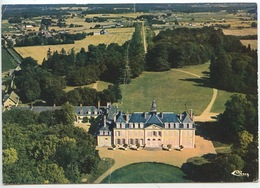 Chitenay (loir Et Cher) Le Château - Vue Aérienne (n°4580) - Other Municipalities