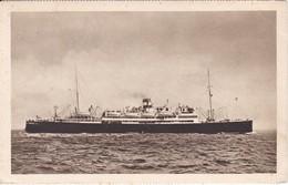POSTAL DEL BARCO ORAZIO Y VIRGILIO  (BARCO-SHIP)  MEDITERRANEO-CENTRO AMERICA-SUR PACIFICO - Comercio