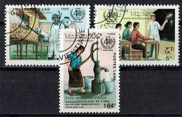 Laos 1988 // Michel # O (17.455) - Laos